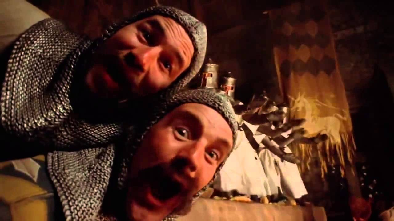 Knights of the round table monty python - Camelot Knights Of The Round Table Hd Monty Python And The Holy Grail