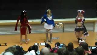 Cosplay Queen's Blade - Nihon Breizh Festival 1, mars 2013