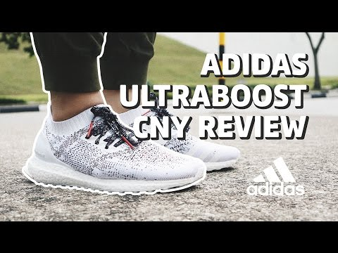 Adidas Ultraboost Uncaged CNY Review Bahasa Indonesia (English Subs)