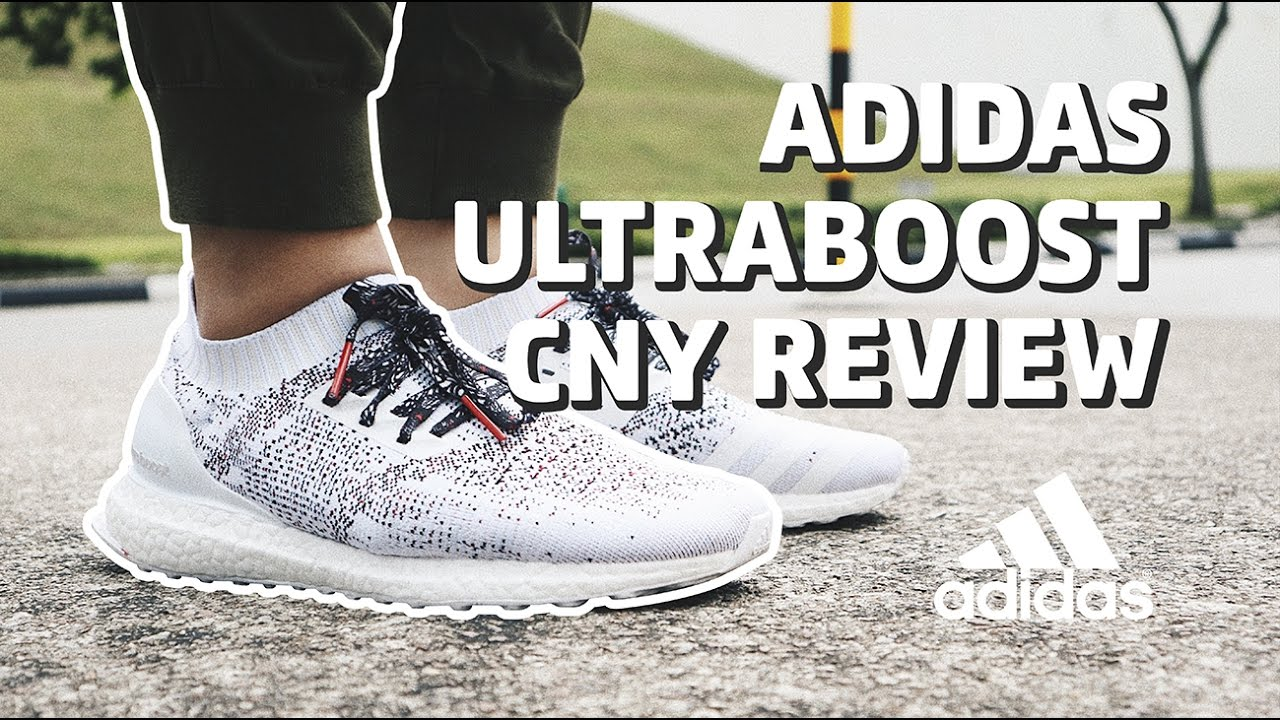 a4df381841a92 Adidas Ultraboost Uncaged CNY Review Bahasa Indonesia (English Subs ...