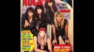 """32 Pennies: Warrant """"Live"""" 1986-97"""