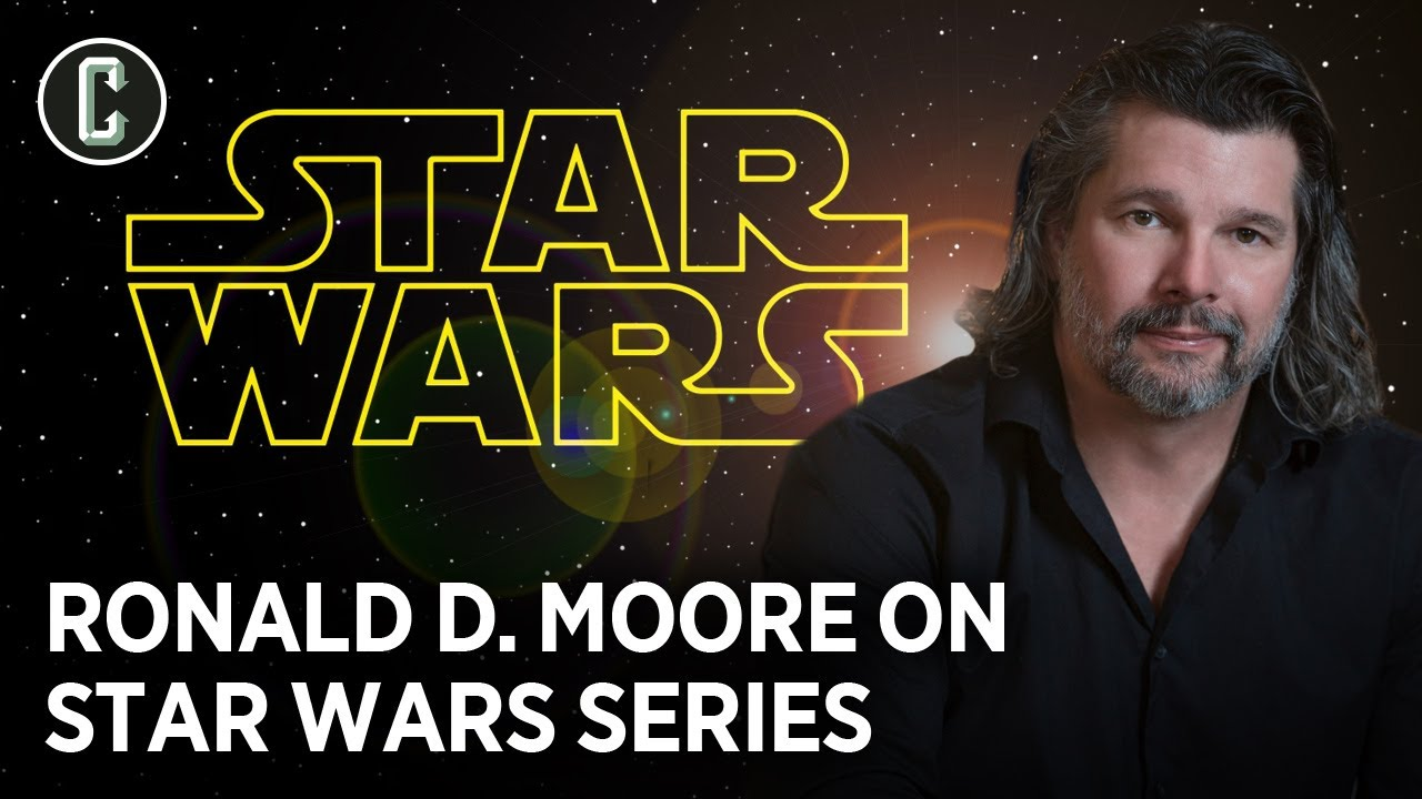 Star Wars Underworld: Ronald D. Moore on Scrapped George Lucas Series