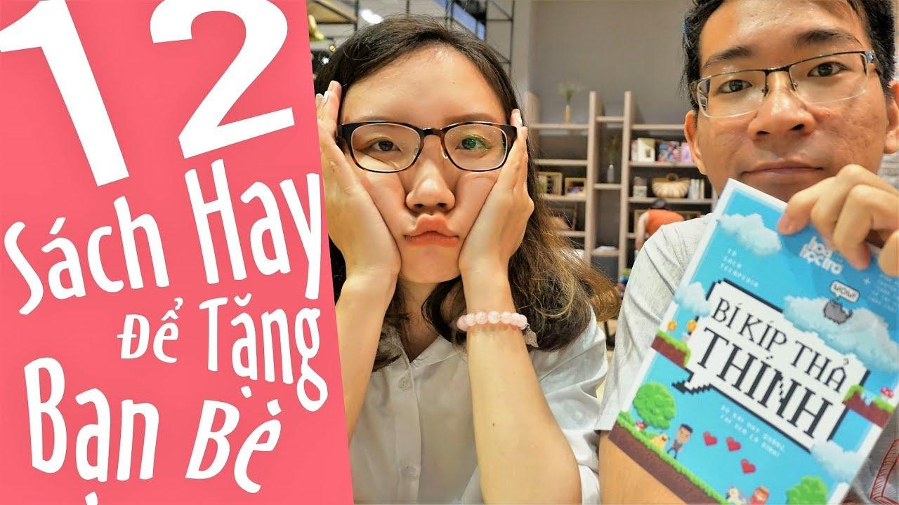 ►38 | REVIEW 12 SÁCH HAY để tặng BẠN BÈ tại Phương Nam Book City – Vạn Hạnh Mall