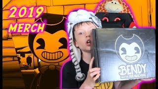 BATIM Surprise Box 2019 Unboxing and Playing Bendy Roblox Simulator robux giveaway