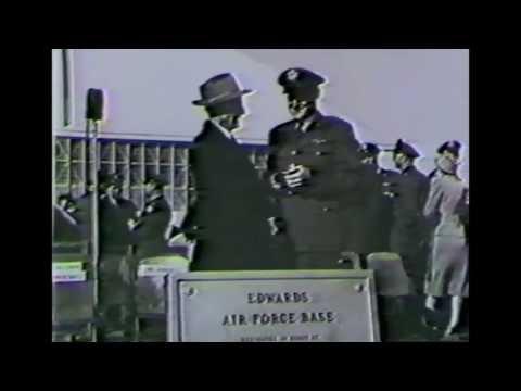 Flying Wing Test Pilot Glen Edwards Retrospect