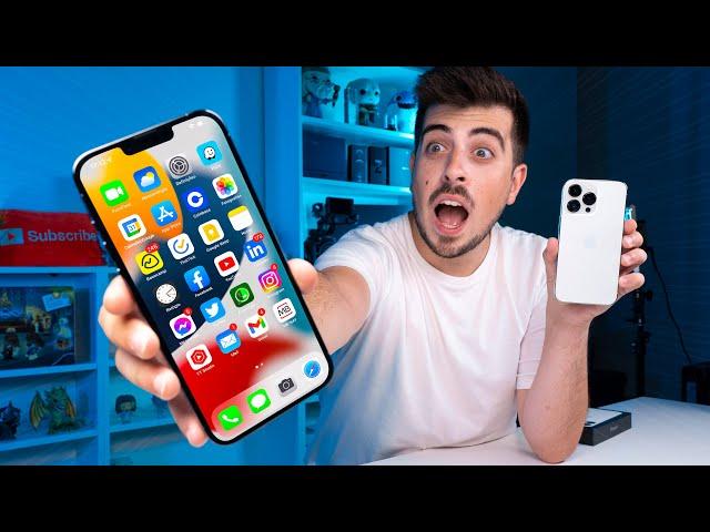 DESILUSÃO ou INOVAÇÃO ? Troquei para iPhone 13 Pro Max !!