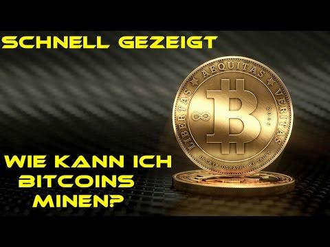 -BITCOIN: Mining Basics German-