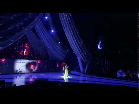 MAMA Mnet Asian Music Awards 2011 - Jane Zhang - I Believe - Live @ Singapore Indoor Stadium