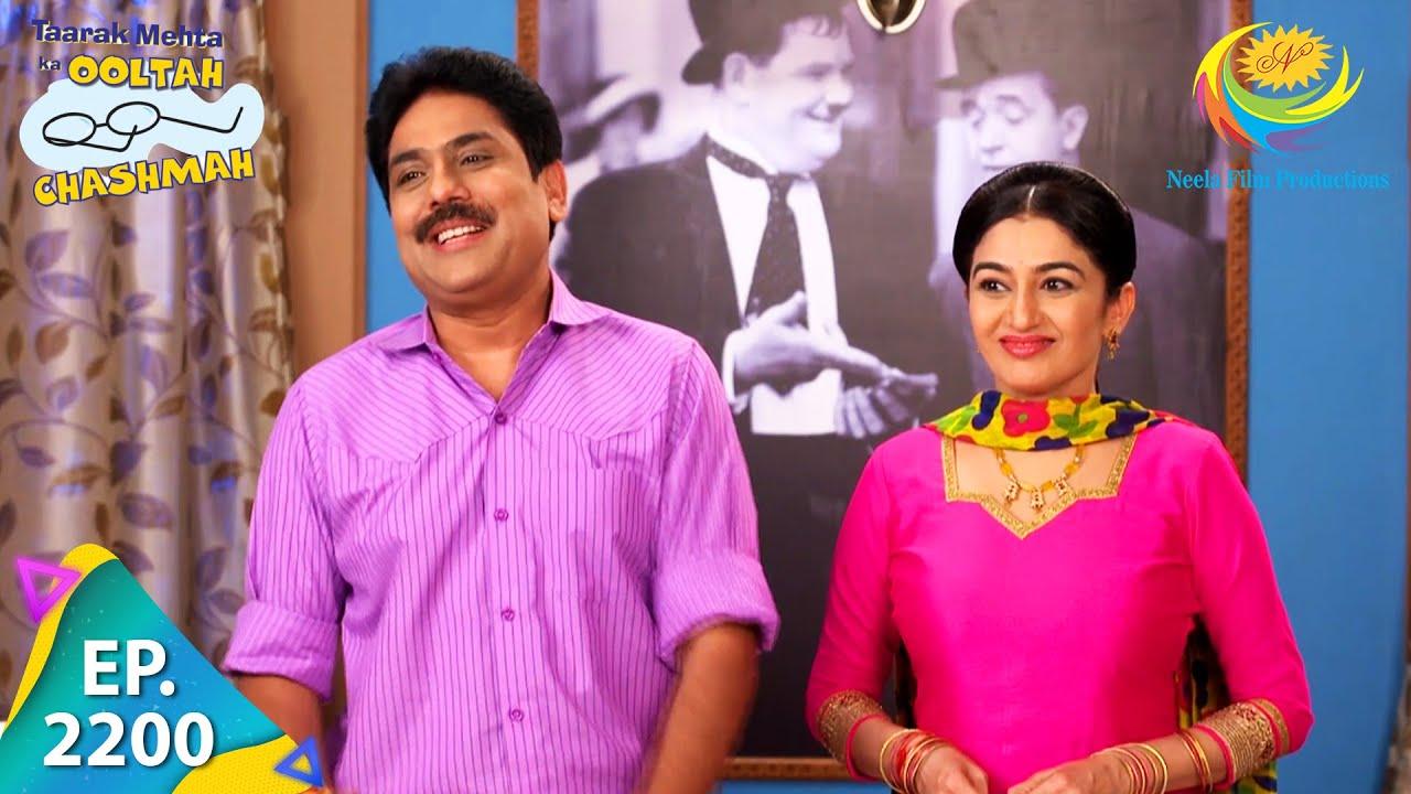 Download Taarak Mehta Ka Ooltah Chashmah - Episode 2200 - Full Episode