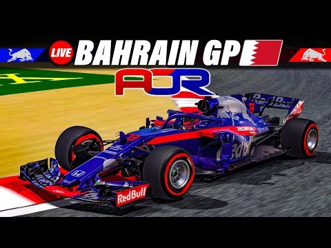 AOR Liga Rennen 2: Bahrain GP – F1 2018 Livestream Deutsch | Formel 1 Gameplay German