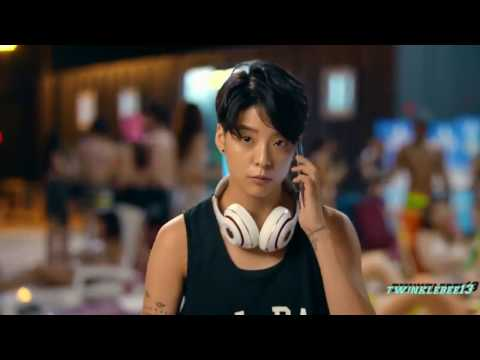Amber f(x) Entourage episode 2