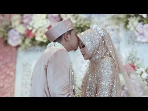 Muslim Cinematic Wedding Clip Of Rio &  Maulida By Youth Creative