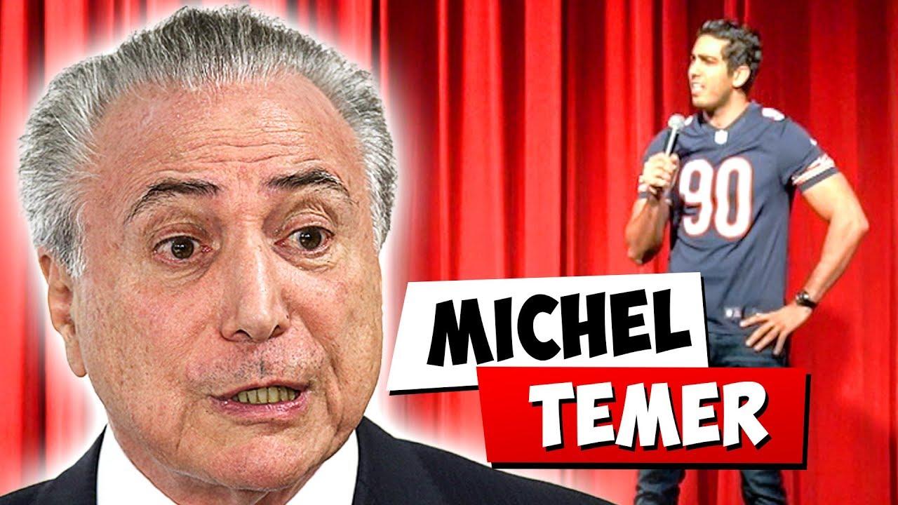 Michel Temer - Stand Up JONATHAN NEMER
