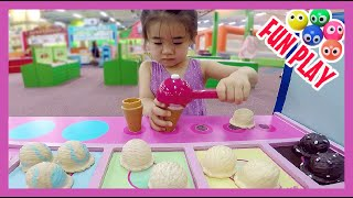 Indoor playground fun play by play house❤Playground Fun Play Place