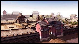 JAPANESE PAGODA TEMPLE DEFENSE! Massive Soviet Wave Assault - Men of War RobZ Realism Mod Gameplay
