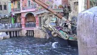 The Pirate battle in front of Treasure Island Hotel - Las Vegas 2003