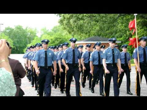 Cape May County Police Academy Graduation