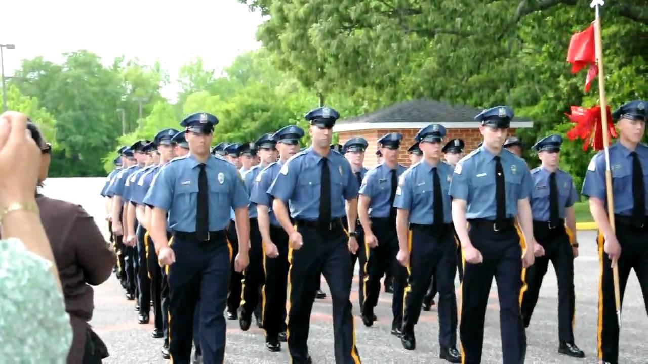Cape May County Police Academy Graduation