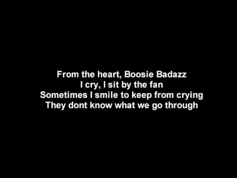 Boosie Badazz - Smile To Keep From Crying (Lyrics)