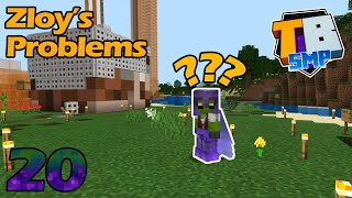 Zloy's Crimson Stem Problems! - Truly Bedrock S2E20