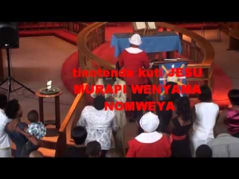 Church Services dzechiShona muSouth Africa yose