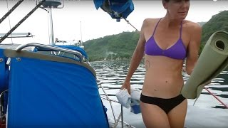 Tahitian Birthday Party (Two Afloat Sailing)