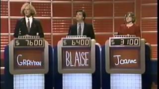Jeopardy, Jan. 10, 1994