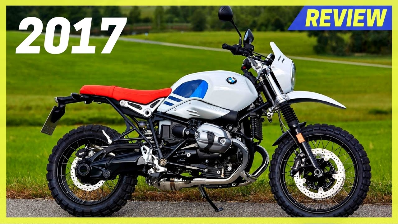 amazing new 2017 bmw r ninet urban gs youtube. Black Bedroom Furniture Sets. Home Design Ideas