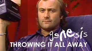 Genesis - Throwing It All Away (Official Music Video)