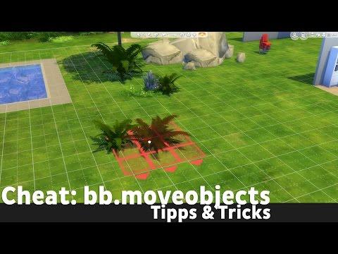 MoveObjects - Objekte frei bewegen, auch nach oben! Tipps & Tricks - Die Sims 4 Tutorial