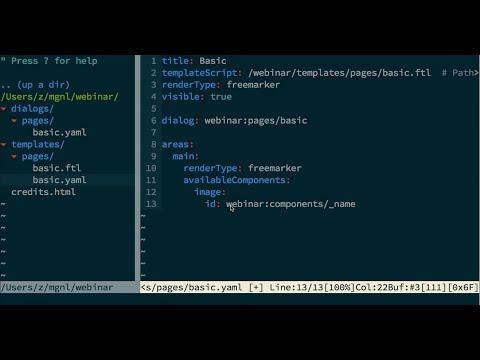 Magnolia light development for front-end coders