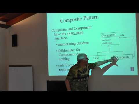 Twenty years of Design Patterns - Ralph E. Johnson (GoF auth