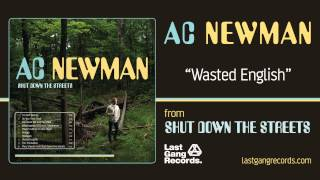 Watch Ac Newman Wasted English video