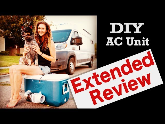 DIY Air Conditioner: Extended Review!!