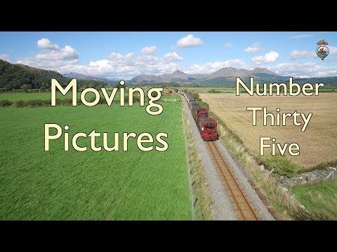 F&WHR Moving Pictures Number Thirty Five - 10/ 9/19