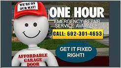 Tempe AZ How to Fix a Broken Garage Door Spring