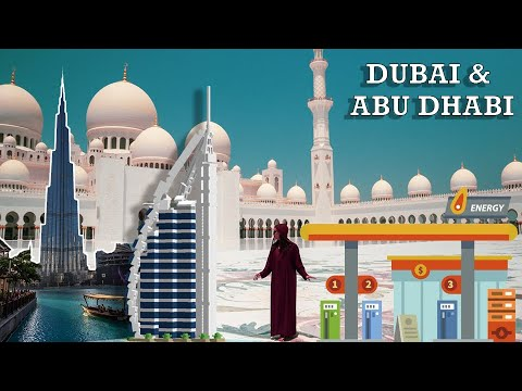 Viata reala in Dubai & Abu Dhabi! E mai ieftin decat in Romania! Vlog de calatorie
