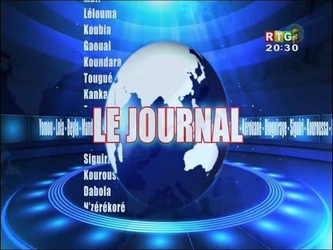 www.guineesud.com - RTG du 24 mars 2017 : MHD à Conakry
