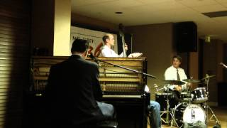 """THE LEVEE CAMP BLUES"": CARL SONNY LEYLAND QUARTET (March 8, 2014)"