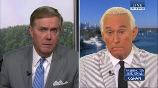 Roger Stone - The Future of The Trump Presidency (June 17th, 2018)