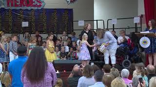 J.B. Hunt Elementary | Kindergarten Celebration