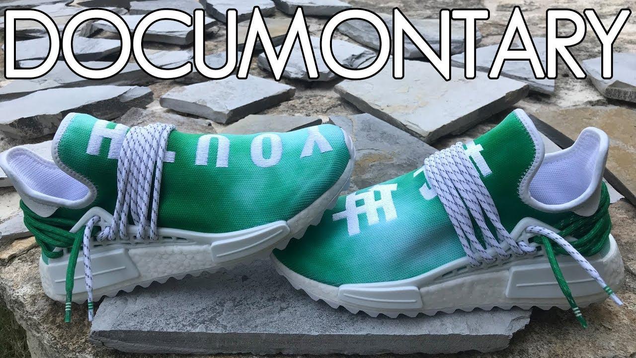 f513b7e7c adidas PW HU HOLI NMD MC China Pack