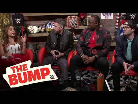 WWE official explains why he stopped the Hell in a Cell Universal Title Match: WWE's The Bump