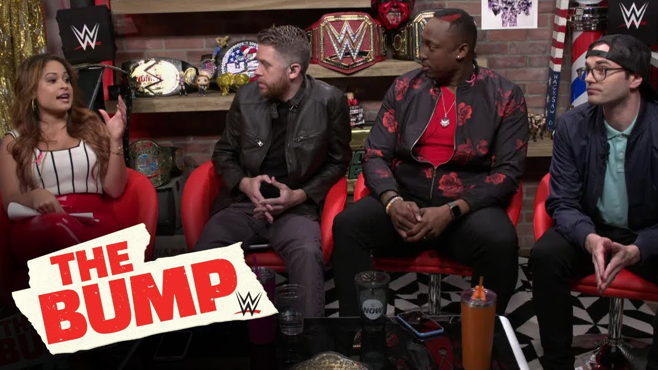 WWE official explains why he stopped the Hell in a Cell Universal Title Match: WWE's The Bump #1