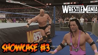 WWE 2K16 - Showcase - Stone Cold Una Lucha Polemica en Wrestlemania 13