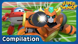 [Superwings s2 Highlight Compilation] EP01 ~ EP10