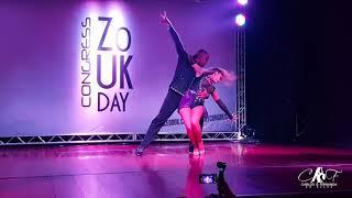Carlos and Fernanda Brazilian Zouk Show Zouk day
