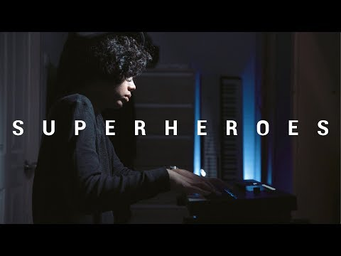 Superheroes - The Script | BILLbilly01 Cover
