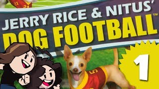 Jerry Rice's Dog Football: Fetch! - PART 1 - Game Grumps VS
