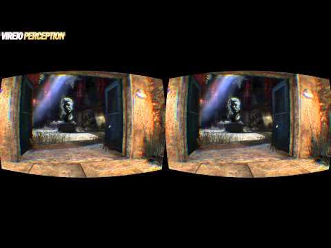 Singularity in Virtual Reality: Vireio Custom Profile